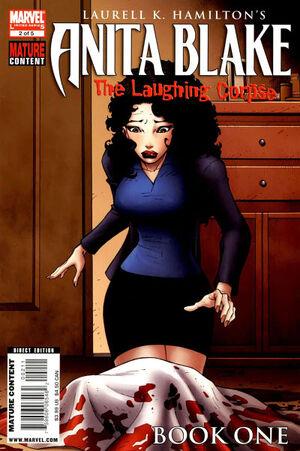 Anita Blake - Laughing Corpse - Book One Vol 1 2