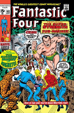 Fantastic Four Vol 1 102