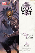 Immortal Iron Fist Vol 1 10
