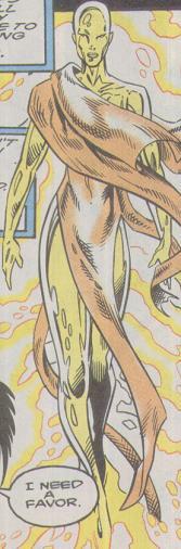 Broken Haiku (Earth-928) from X-Men 2099 Vol 1 11 0001