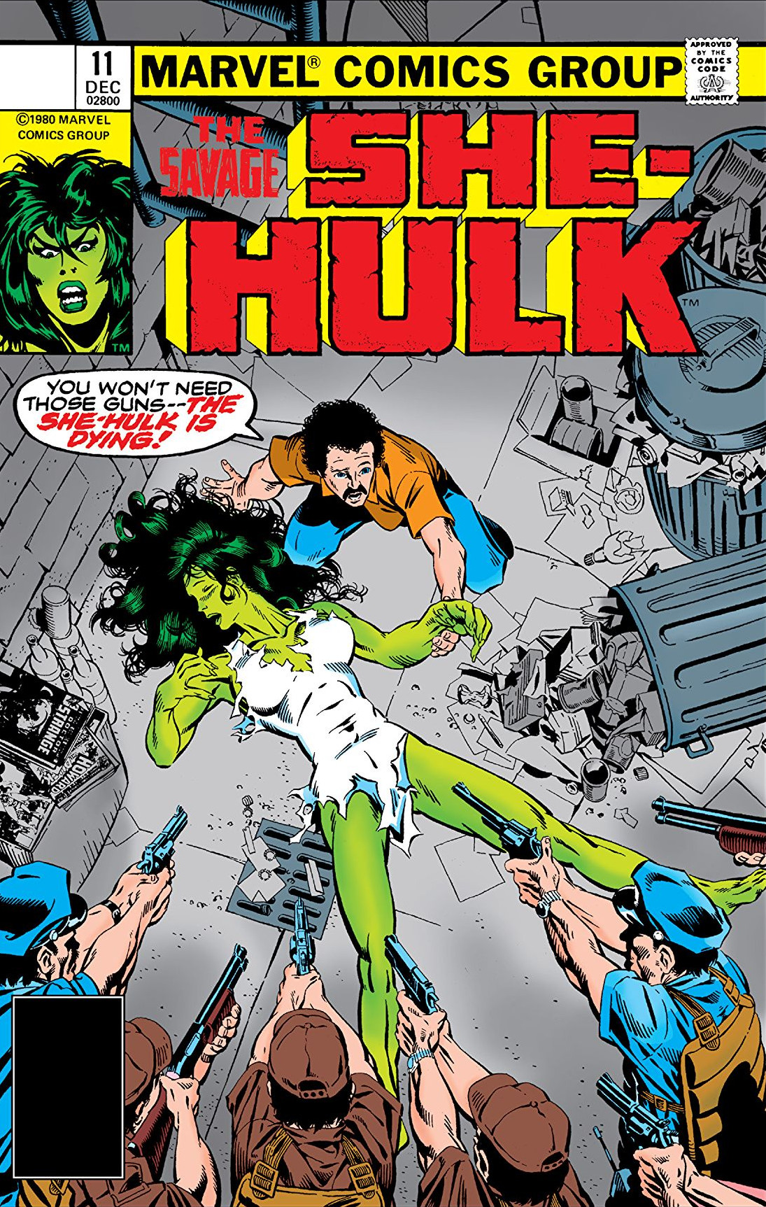 Savage She-Hulk Vol 1 11