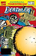 Deathlok volume2 annual 1