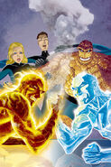 Marvel Adventures Fantastic Four Vol 1 20 Textless