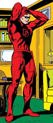 Matthew Murdock (Earth-616) -Daredevil Annual Vol 1 1 001