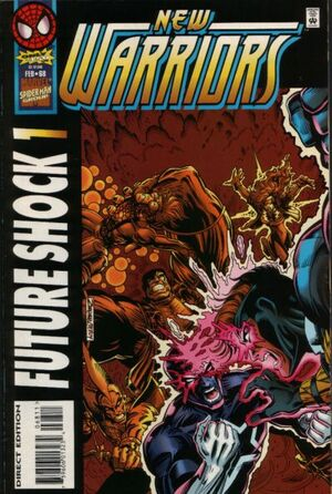 New Warriors Vol 1 68