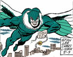 Raniero Drago (Earth-77013) Spider-Man Newspaper Strips