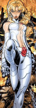 Alison Blaire (Earth-295) from X-Men Age of Apocalypse Vol 1 3 0001