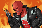 Johann Shmidt (Earth-TRN562) from Marvel Avengers Academy 001