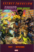 Secret Invasion Runaways Young Avengers TPB Vol 1 1