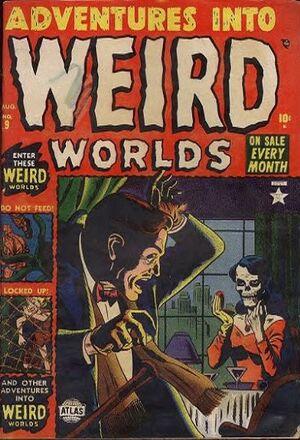 Adventures into Weird Worlds Vol 1 9