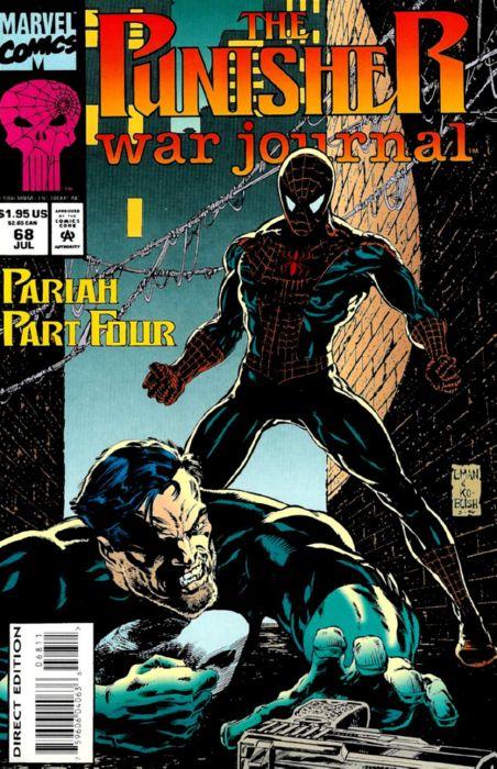 Punisher War Journal Vol 1 68 | Marvel Database | FANDOM ...