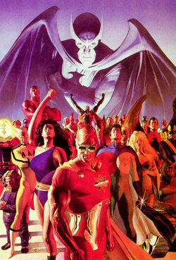 Squadron Supreme TPB Vol 1 1 Textless