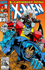 Uncanny X-Men Vol 1 295