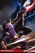 Captain America Vol 1 610 Textless