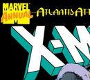 Uncanny X-Men Annual Vol 1 1989