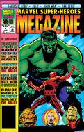 Marvel Super-Heroes Megazine Vol 1 4