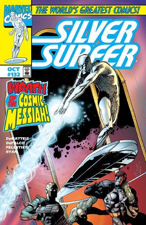 Silver Surfer Vol 3 132
