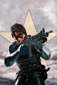 Winter Soldier Winter Kills Vol 1 1 Textless