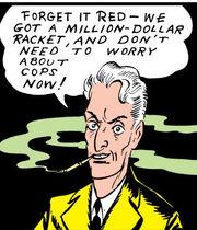 Anthony Sardo (Earth-616) from Marvel Comics Vol 1 1 002