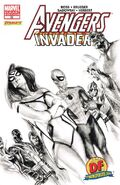 Avengers Invaders Vol 1 12 Dynamic Forces Variant