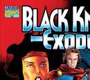 Black Knight: Exodus Vol 1 1