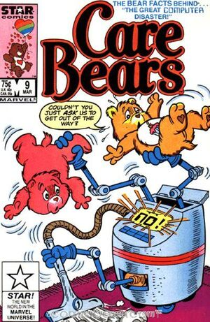 Care Bears Vol 1 9