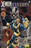 X-Men The Search for Cyclops Vol 1 1 Variant DF
