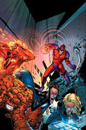 Marvel Adventures Fantastic Four Vol 1 9 Textless