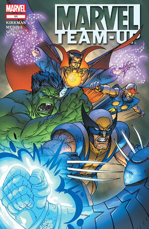 Marvel Team-Up Vol 3 11