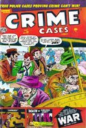 Crime Cases Comics Vol 1 12