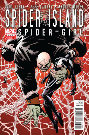 Spider-Island The Amazing Spider-Girl Vol 1 2
