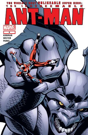 Irredeemable Ant-Man Vol 1 9