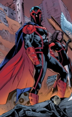 Max Eisenhardt (Earth-616) from Uncanny X-Men Vol 4 1 001