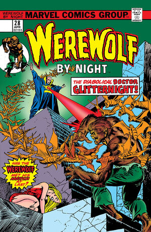 Werewolf by Night Vol 1 28