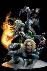 Ultimate Fantastic Four Vol 1 30 Textless