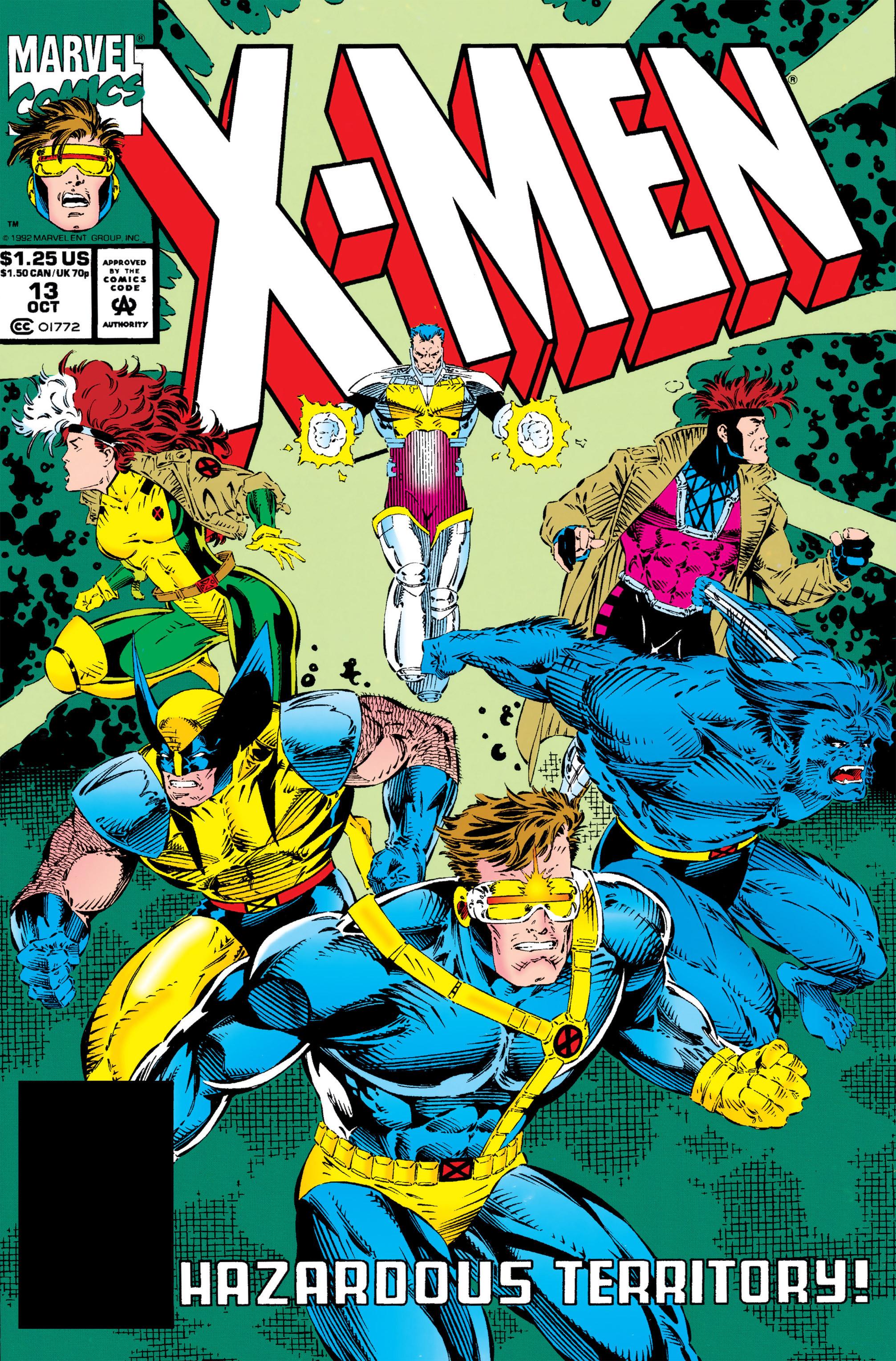 Resultado de imagem para X-MEN # 13