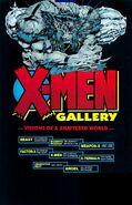 X-Men Chronicles Vol 1 1 Pinup 1