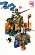 Marvel 1602 New World Vol 1 2
