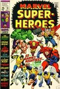 Marvel Super-Heroes Vol 1 21