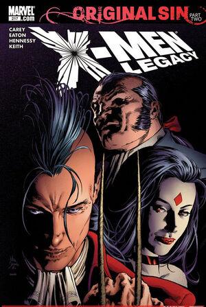 X-Men Legacy Vol 1 217