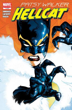 Patsy Walker: Hellcat #1