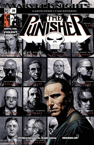 Punisher Vol 6 29