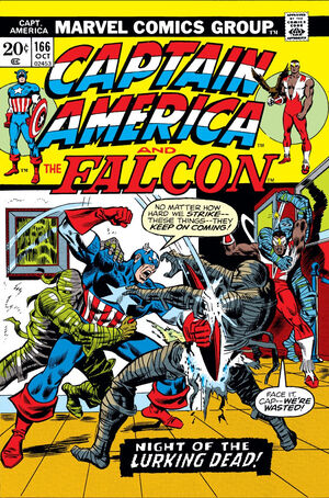 Captain America Vol 1 166
