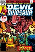Devil Dinosaur Vol 1 2