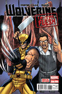 Wolverine In the Flesh Vol 1 1