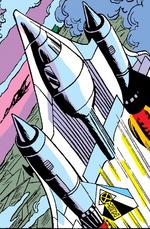 X-Men Stratojet from Giant-Size X-Men Vol 1 1 0001