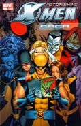 Astonishing X-Men Saga Vol 1 1