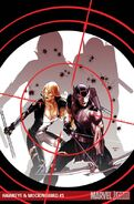 Hawkeye & Mockingbird Vol 1 3 Textless