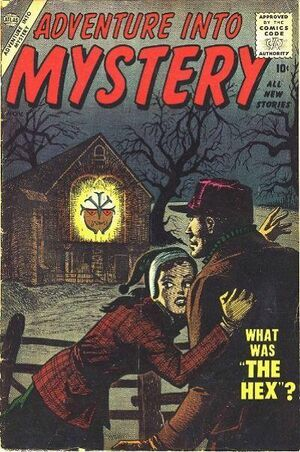Adventure into Mystery Vol 1 4