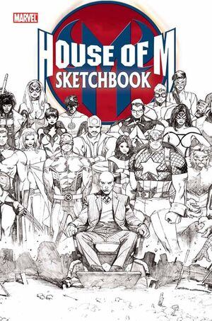 House of M Sketchbook Vol 1 1